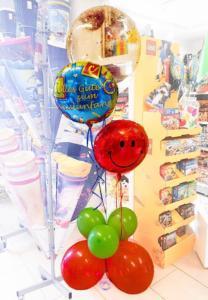 Luftballon Heliumballon Geschenk Geburtstag