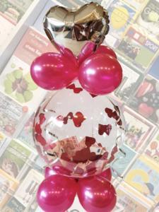 Geschenkballon Geldballon