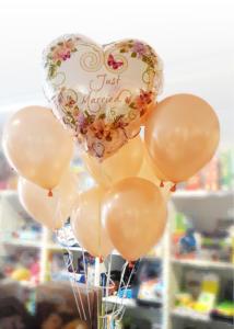 Hochzeit Luftballon Heliumballon Wedding Lühmann Hamburg