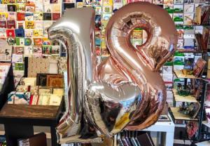 Luftballon Geburtstag Heliumballon Lühmann Hamburg