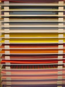 Papier Karton farbig basteln Muster