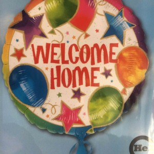 helium balloon welcome home stationers schreibwaren fuhlsbuettel hamburg airport